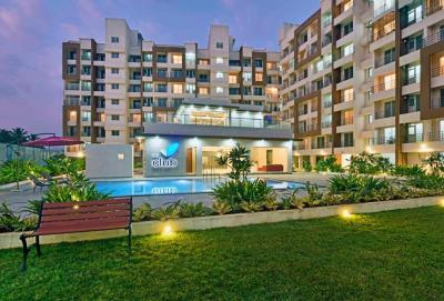 Gallery Cover Image of 615 Sq.ft 1 BHK Apartment for buy in Gee Cee The Mist Phase I, Karjat for 2255000