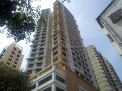 Gallery Cover Image of 1320 Sq.ft 2 BHK Apartment for rent in Kinjal Residency , Agripada for 80000