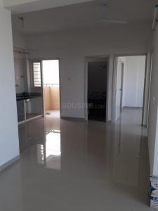 Gallery Cover Image of 1100 Sq.ft 2 BHK Apartment for rent in Devaditya Devam, Chandkheda for 10500