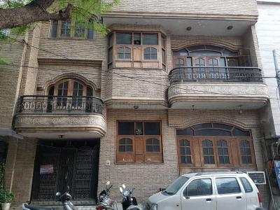 Gallery Cover Image of 1620 Sq.ft 8 BHK Independent House for rent in Janakpuri for 150000