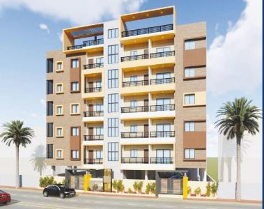 Gallery Cover Image of 1245 Sq.ft 3 BHK Apartment for buy in New Mallepally for 4900000