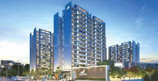 Gallery Cover Image of 610 Sq.ft 1 BHK Apartment for buy in Mantra Montana Phase 1, Dhanori for 2900000