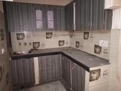Gallery Cover Image of 590 Sq.ft 1 BHK Independent Floor for rent in Sewak Park for 7000