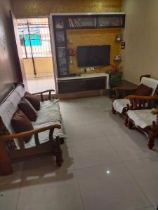 Gallery Cover Image of 1600 Sq.ft 3 BHK Apartment for rent in DishankHousingLimited, Kopar Khairane for 25000