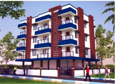 Gallery Cover Image of 860 Sq.ft 2 BHK Apartment for buy in Joy Apartment, Behala for 2408000