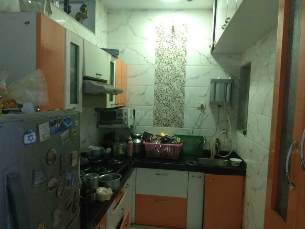 Kitchen Image of 1000 Sq.ft 3 BHK Independent House for buy in Mulund West for 13500000