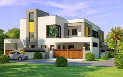 Gallery Cover Image of 5000 Sq.ft 4 BHK Villa for buy in Sector 17 for 67500000
