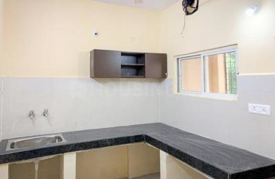 Kitchen Image of Sarovar Residency Flat No-101 in Amberpet