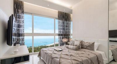 Gallery Cover Image of 834 Sq.ft 2 BHK Apartment for buy in Madh for 18100000