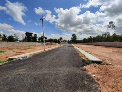1200 Sq.ft Residential Plot for Sale in Srirampuram, Bangalore