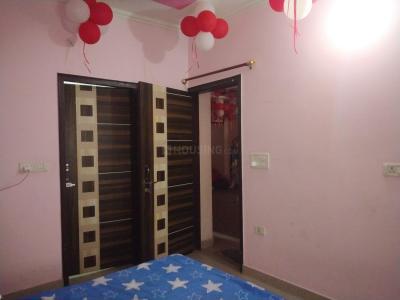 Bedroom Image of Bajrang PG in Shakarpur Khas