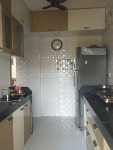 Kitchen Image of 540 Sq.ft 1 BHK Apartment for buy in Sai Karishma Sundaram, Mira Road East for 4600000