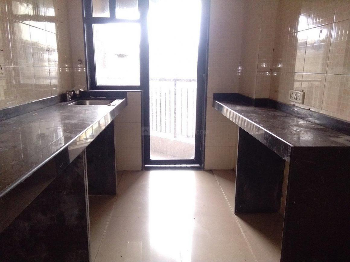 Kitchen Image of 1060 Sq.ft 2 BHK Apartment for rent in Kalyan East for 15500