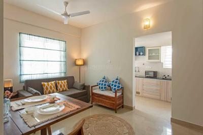 Gallery Cover Image of 573 Sq.ft 1 BHK Apartment for buy in Iyyappanthangal for 3300000