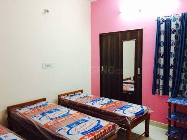 कृष्णराजपुरा में एसवीएस पीजी में बेडरूम की तस्वीर