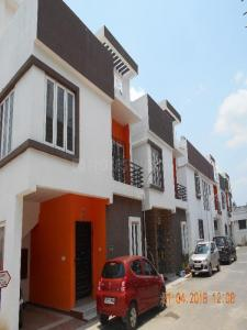 Gallery Cover Image of 1500 Sq.ft 3 BHK Independent House for buy in Poojaa Diamond Villas, Gerugambakkam for 8500000