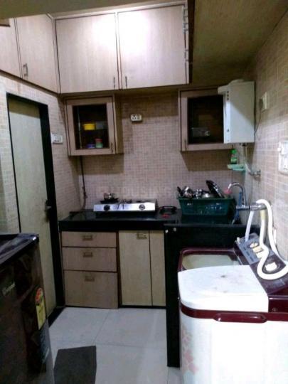 अंधेरी ईस्ट में किरण पीजी के किचन की तस्वीर