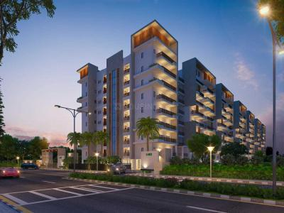 Gallery Cover Image of 1825 Sq.ft 3 BHK Apartment for buy in Attapur for 9672500