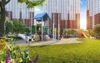 Gallery Cover Image of 1100 Sq.ft 2 BHK Apartment for buy in Tata Value Homes Eureka Park, Sector 150 for 7000001