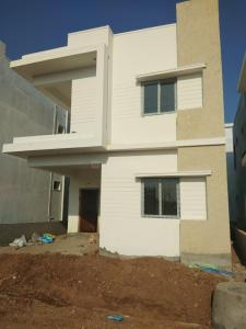 Gallery Cover Image of 1600 Sq.ft 3 BHK Villa for buy in Mallampet for 7200000