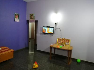 Gallery Cover Image of 800 Sq.ft 2 BHK Independent Floor for rent in Tejaswini Nagar for 10000