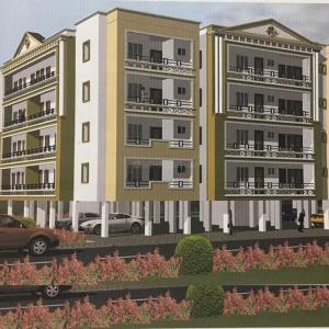 Gallery Cover Image of 1500 Sq.ft 3 BHK Apartment for buy in Bariatu for 5250000
