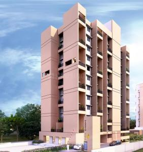 Gallery Cover Image of 578 Sq.ft 1 BHK Apartment for buy in Wakad for 4750000