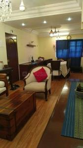 Gallery Cover Image of 1340 Sq.ft 3 BHK Apartment for rent in Juhu for 84000
