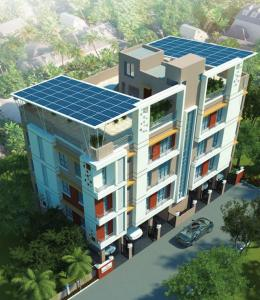 Gallery Cover Image of 700 Sq.ft 2 BHK Apartment for buy in Joka for 2191000