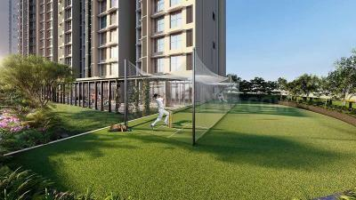 Gallery Cover Image of 500 Sq.ft 1 BHK Apartment for buy in Runwal Avenue Wing J, Kanjurmarg East for 8700000