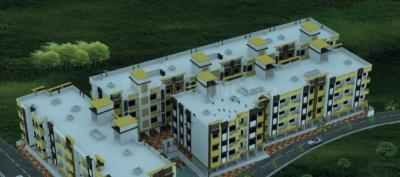 Gallery Cover Image of 580 Sq.ft 1 BHK Apartment for buy in Kashele for 2465000