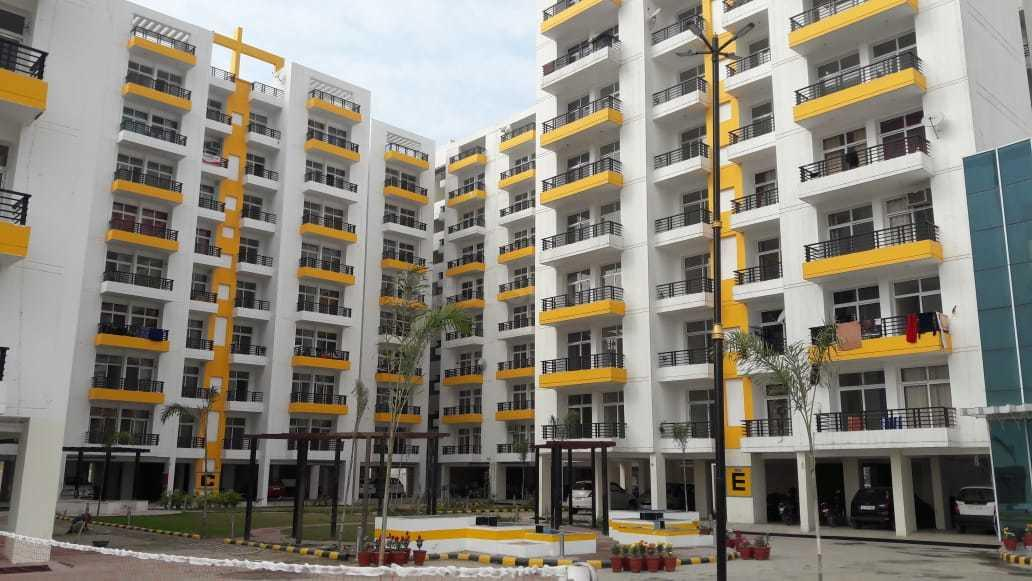 Building Image of 810 Sq.ft 2 BHK Apartment for buy in BHEL Township for 2300000