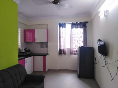 Gallery Cover Image of 600 Sq.ft 1 BHK Apartment for rent in BTM Layout for 18000
