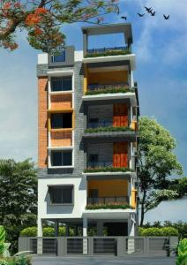 Gallery Cover Image of 1480 Sq.ft 3 BHK Independent Floor for buy in New Town for 6900000