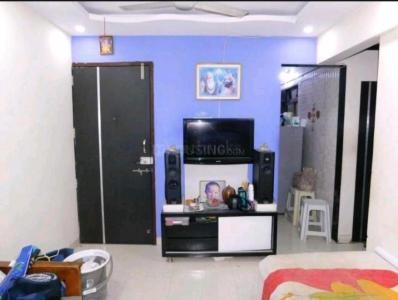 Gallery Cover Image of 650 Sq.ft 1 BHK Apartment for buy in Airoli for 8000000