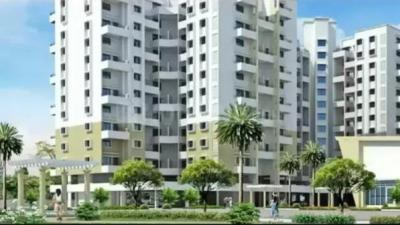 Gallery Cover Image of 1330 Sq.ft 3 BHK Apartment for buy in Dhayari for 9300000