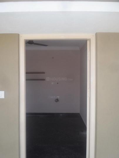 Main Entrance Image of 750 Sq.ft 1 BHK Apartment for rent in Koti Hosahalli for 12000