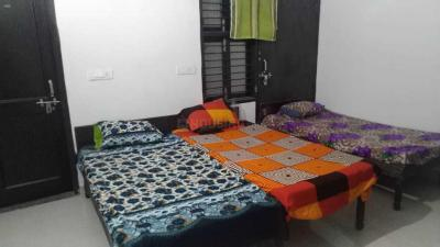Bedroom Image of Sapphire Residency PG in Sector 13