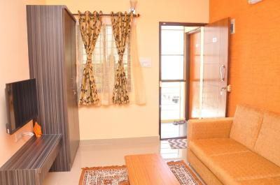 Gallery Cover Image of 450 Sq.ft 1 RK Apartment for rent in Bilekahalli for 10000