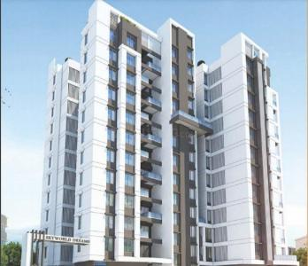 Gallery Cover Image of 1046 Sq.ft 2 BHK Apartment for buy in Sky world Dreams, Kothrud for 11500000