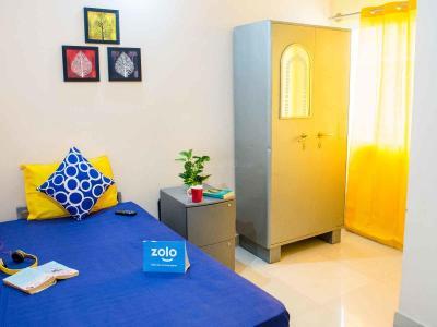 Bedroom Image of Zolo Mockingbird in HSR Layout