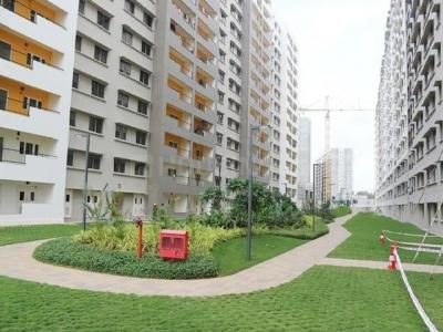 Gallery Cover Image of 1012 Sq.ft 2 BHK Apartment for buy in Panathur for 6780000