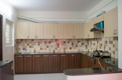 Kitchen Image of PG 4643659 K R Puram in Krishnarajapura