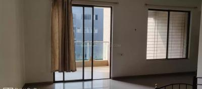Gallery Cover Image of 1200 Sq.ft 2 BHK Apartment for rent in Kharadi for 25000