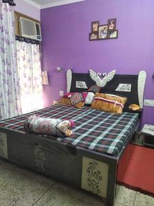 Bedroom Image of Bhati PG For Boys in Shahdara