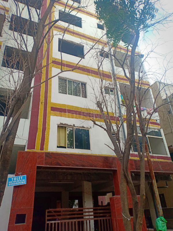 Building Image of 2000 Sq.ft 4 BHK Apartment for rent in Masab Tank for 100000