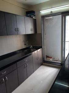 नथनी हाइट्स, कमठीपुरा  में 30000000  खरीदें  के लिए 700 Sq.ft 1 BHK अपार्टमेंट के किचन  की तस्वीर