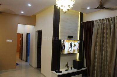 Gallery Cover Image of 1300 Sq.ft 2 BHK Apartment for rent in Rutu Riverside Estate, Kalyan East for 18000