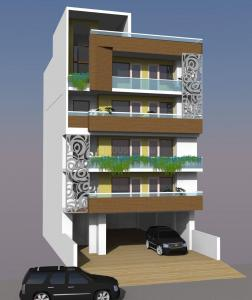 Gallery Cover Image of 1500 Sq.ft 3 BHK Independent Floor for buy in Sector 40 for 15000000