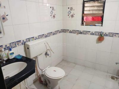 Common Bathroom Image of Akashganga Housing Society in Pimple Saudagar